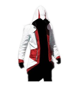 MANTEAU COSPLAY HOMME ASSASIN'S SCREED