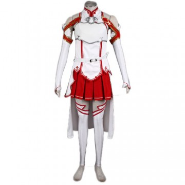 COSPLAY ASUNA SWORD ART ONLINE