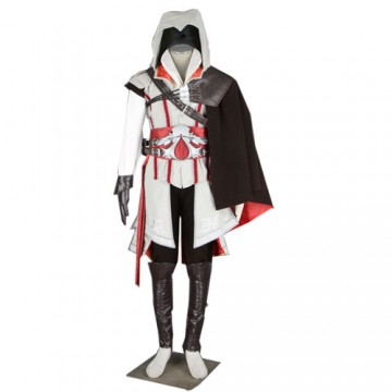 COSPLAY EZIO ASSASIN'S CREED