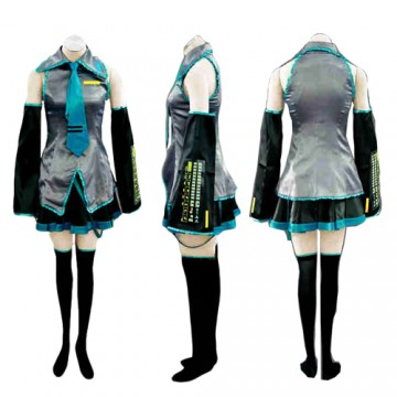 ENSEMBLE COSPLAY HATSUNE MIKU