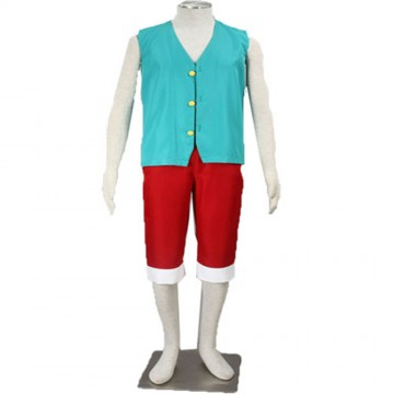 COSPLAY LUFFY ONE PIECE DEGUISEMENT