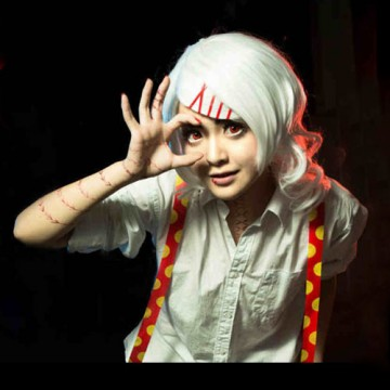 PERRUQUE COSPLAY TOKYO GHOUL