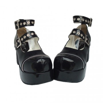 CHAUSSURES COMPENSEES A TALON REF 9893
