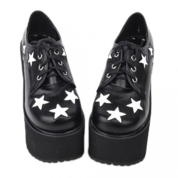 CHAUSSURES COMPENSEES ETOILES