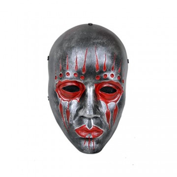 MASQUE AIRSOFT CLOWN SLIPKNOT JOEY JORDISON (METAL)