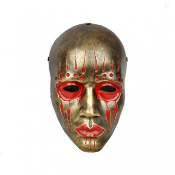 MASQUE AIRSOFT CLOWN SLIPKNOT JOEY JORDISON (OR)