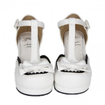 SANDALES BLANCHES LOLITA