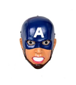 MASQUE AIRSOFT CAPITAINE AMERICA (BLEU)