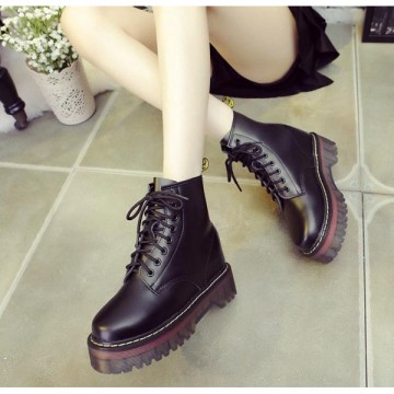 BOTTES NOIRES CREEPERS