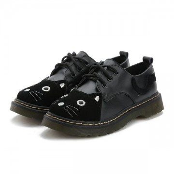 CREEPERS NOIRES CHAT
