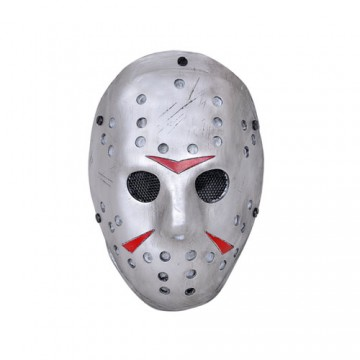 MASQUE AIRSOFT JASON (GRIS)