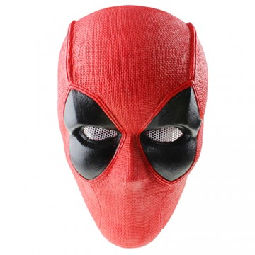 MASQUE DEADPOOL AIRSOFT ROUGE