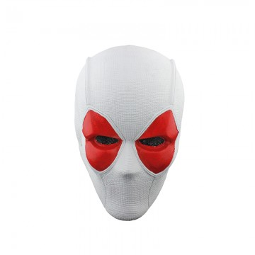 MASQUE DEADPOOL AIRSOFT BLANC