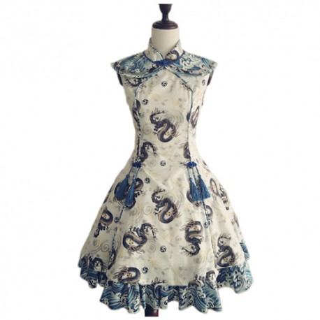 ROBE DRAGON LOLITA