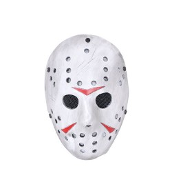 MASQUE AIRSOFT JASON (BLANC)