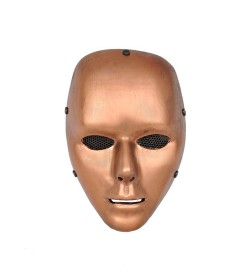 MASQUE AIRSOFT (ORANGE METAL)
