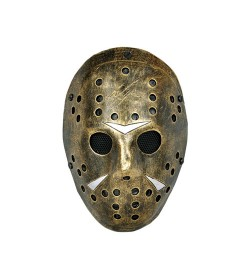 MASQUE AIRSOFT JASON (BRONZE)