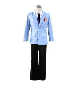 ENSEMBLE COSPLAY UNIFORME HOMME