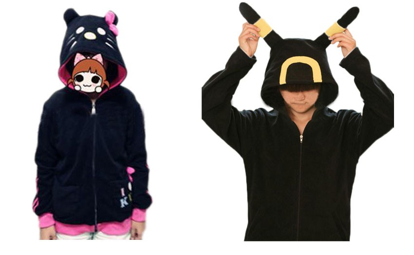 Les Sweats « Kawaii »