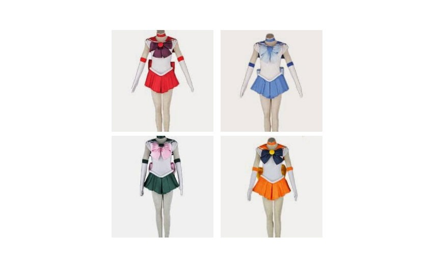 Robes Sailor Moon