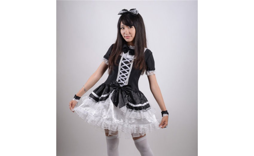 LES ROBES GOTHIC LOLITA : ADORABLE !
